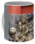 Durga In Kumartuli Coffee Mug