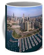 Dusable Harbor Chicago Coffee Mug