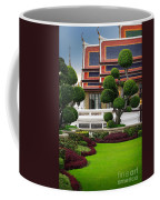 Dusita Phirom Hall Coffee Mug