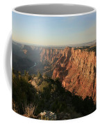 Dusk At The Canyon Coffee Mug