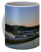 Dusk Dock 20140718 Coffee Mug
