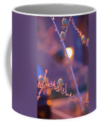 Dusk Flowers Coffee Mug