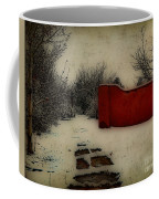 Dusk In The Garden  Coffee Mug