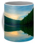 Dusk On Crescent Lake Coffee Mug