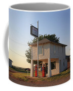 Dusk On Route 66 Coffee Mug