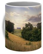 Dusk On The Farm Coffee Mug