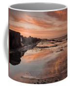 Dusk On The North Jetty Coffee Mug