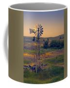 Dusk On The Prairie Coffee Mug