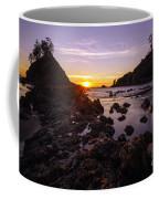 Dusk Skies Along The Coast Coffee Mug