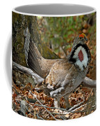 Dusky Grouse Cock Coffee Mug