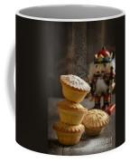 Dusting Mince Pies Coffee Mug