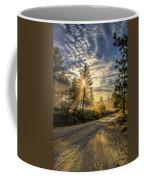 Dusty Road Coffee Mug