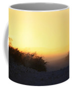 Dusty Sunset Road Coffee Mug
