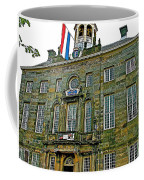 Dutch Architecture Of The Golden Age For Town Hall In Enkhuizen- Coffee Mug
