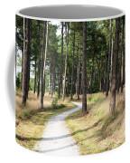Dutch Country Bicycle Path Coffee Mug