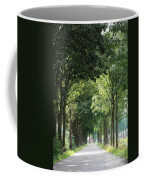 Dutch Landscape - Country Road Coffee Mug