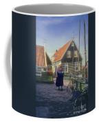 Dutch Traditional Dress Coffee Mug