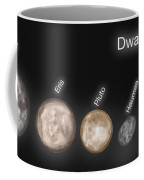 Dwarf Planets, Illustration Coffee Mug
