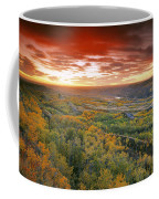 D.wiggett View Of Dry Island, Buffalo Coffee Mug
