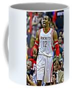 Dwight Howard Coffee Mug by Florian Rodarte