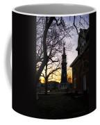 Dwight Windmill At Sunset Coffee Mug