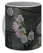 Dying Grieving Flowers Coffee Mug