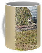 Dylan Thomas Boathouse At Laugharne 2 Coffee Mug