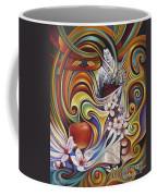 Dynamic Blossoms Coffee Mug