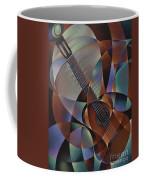 Dynamic Guitar Coffee Mug