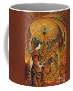 Dynamic Oriental Coffee Mug
