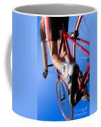 Dynamic Racing Cycle Coffee Mug