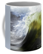 Dynamic River Wave Coffee Mug