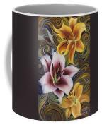 Dynamic Triad Coffee Mug