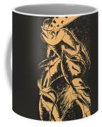 Dynamism Of A Human Body Coffee Mug