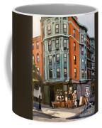 E And W Broadway Coffee Mug