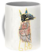 E's Crow Coffee Mug