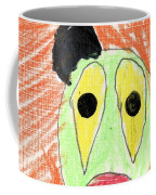 E's My Favorite Martian Coffee Mug