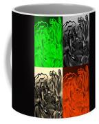 E Vincent Quad Colors Coffee Mug