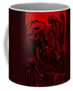 E Vincent Red Coffee Mug