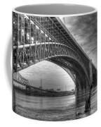 Eads Bridge Coffee Mug