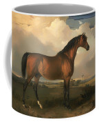 Eagle - A Celebrated Stallion Coffee Mug