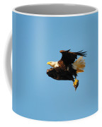 Eagle And The Turtle 2 Coffee Mug