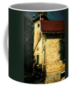 Eagle Bluff Light Coffee Mug by Michelle Calkins