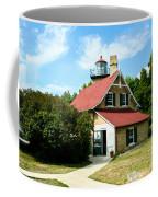 Eagle Bluff Lighthouse Coffee Mug
