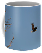 Eagle Flight Coffee Mug