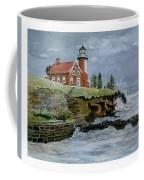Eagle Harbor Lighthouse Coffee Mug