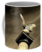Eagle In Stone Coffee Mug