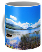 Eagle Lake In Acadia Coffee Mug