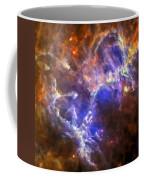 Eagle Nebula Coffee Mug by Adam Romanowicz