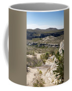 Eagle Nest Canyon Coffee Mug